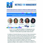 M4M Side Session and Presentations at PAA 2018 Conference
