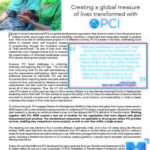M4M Consulting Case Study: Creating a global measure of lives transformed with PCI