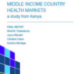 Assessing provision and equity in low and middle income country health markets