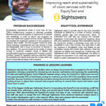 EquityTool Case Study: Improving reach and sustainability of vision services with Sightsavers