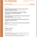 Evaluating Quality of Contraceptive Counseling: An analysis of the Method Information Index