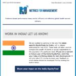 M4M Newsletter - April 2019