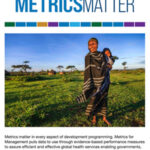 Metrics Matter Newsletter – April 2021